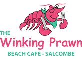 The Winking Prawn Logo